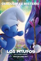 Smurfs: The Lost Village - Argentinian Movie Poster (xs thumbnail)