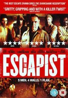 The Escapist - British Movie Cover (xs thumbnail)