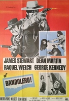 Bandolero! - Swedish Movie Poster (xs thumbnail)