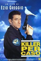 Killer per caso - Italian Movie Poster (xs thumbnail)