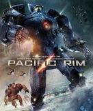 Pacific Rim - Blu-Ray movie cover (xs thumbnail)