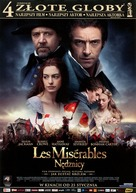 Les Misérables - Polish Movie Poster (xs thumbnail)