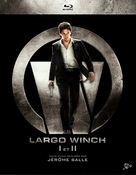 Largo Winch - French Blu-Ray movie cover (xs thumbnail)
