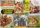 Tarzan and the Leopard Woman - Mexican Movie Poster (xs thumbnail)