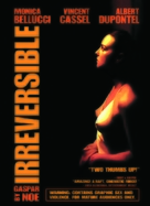 Irréversible - DVD cover (xs thumbnail)