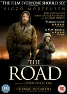 The Road - British DVD cover (xs thumbnail)