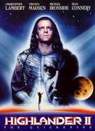 Highlander 2 - DVD movie cover (xs thumbnail)