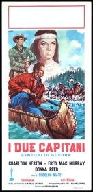 The Far Horizons - Italian Movie Poster (xs thumbnail)