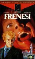 Frenzy - Spanish VHS movie cover (xs thumbnail)