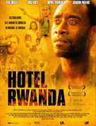 Hotel Rwanda - Spanish Movie Poster (xs thumbnail)