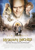 Lemony Snicket's A Series of Unfortunate Events - German Movie Poster (xs thumbnail)