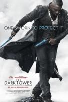 The Dark Tower - Dutch Movie Poster (xs thumbnail)