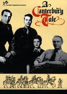 A Canterbury Tale - British DVD cover (xs thumbnail)