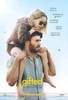 Gifted - Singaporean Movie Poster (xs thumbnail)
