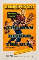 The Man Behind the Gun - Movie Poster (xs thumbnail)