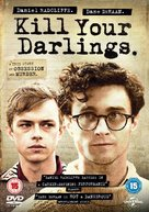 Kill Your Darlings - British DVD cover (xs thumbnail)