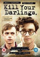 Kill Your Darlings - British DVD movie cover (xs thumbnail)