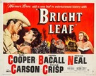 Bright Leaf - Movie Poster (xs thumbnail)