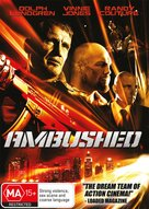 Ambushed - Australian DVD movie cover (xs thumbnail)