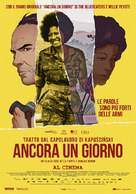 Another Day of Life - Italian Movie Poster (xs thumbnail)