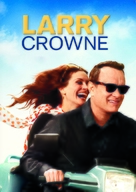 Larry Crowne - DVD cover (xs thumbnail)