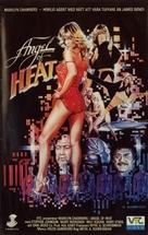 Angel of H.E.A.T. - Dutch VHS movie cover (xs thumbnail)