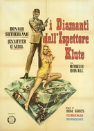 Lady Ice - Italian Movie Poster (xs thumbnail)