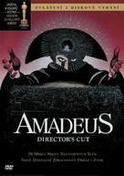 Amadeus - Czech Movie Cover (xs thumbnail)