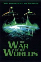 The War of the Worlds - Movie Cover (xs thumbnail)