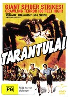 Tarantula - Australian DVD movie cover (xs thumbnail)