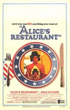 Alice's Restaurant - Movie Poster (xs thumbnail)