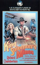 King Solomon's Mines - Dutch Movie Cover (xs thumbnail)