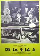Nine to Five - Romanian Movie Poster (xs thumbnail)
