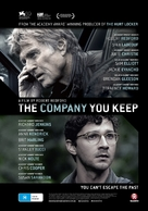 The Company You Keep - Australian Movie Poster (xs thumbnail)