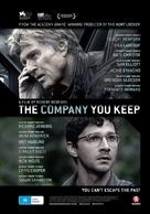 The Company You Keep - Australian Movie Poster (xs thumbnail)