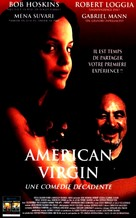 American Virgin - French VHS movie cover (xs thumbnail)