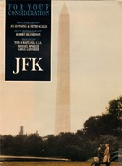 JFK - For your consideration poster (xs thumbnail)