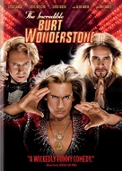 The Incredible Burt Wonderstone - DVD cover (xs thumbnail)