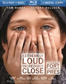 Extremely Loud & Incredibly Close - Canadian Blu-Ray movie cover (xs thumbnail)