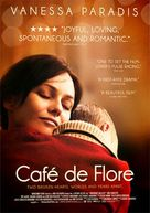 Café de flore - Swedish DVD movie cover (xs thumbnail)