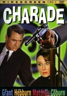 Charade - Movie Cover (xs thumbnail)