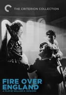 Fire Over England - DVD cover (xs thumbnail)