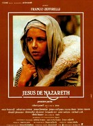 """Jesus of Nazareth"" - French Movie Poster (xs thumbnail)"