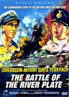The Battle of the River Plate - Australian Movie Cover (xs thumbnail)