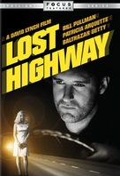 Lost Highway - DVD movie cover (xs thumbnail)