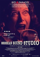 Berberian Sound Studio - Icelandic Movie Poster (xs thumbnail)