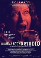 Berberian Sound Studio - Icelandic Movie Poster (xs thumbnail)