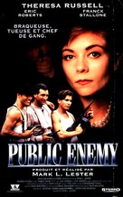 Public Enemies - French Movie Cover (xs thumbnail)