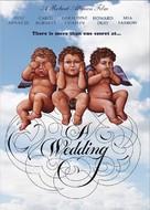 A Wedding - DVD cover (xs thumbnail)