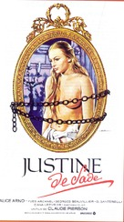 Justine de Sade - Spanish Movie Poster (xs thumbnail)